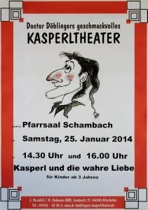 2014 Kasperl und die wahre Liebe