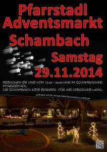 Pfarrstadl-Adventsmarkt 2014